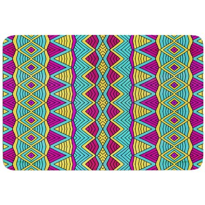 Tribal Soul II by Pom Graphic Design Bath Mat