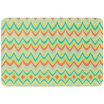 Bright and Bold by Pom Graphic Design Bath Mat