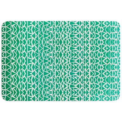 Tribal Forrest by Pom Graphic Design Bath Mat