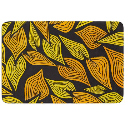 Autumn II by Pom Graphic Design Bath Mat