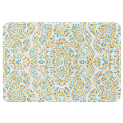 Infinite Thoughts by Pom Graphic Design Bath Mat