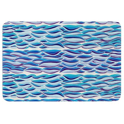 The High Sea by Pom Graphic Design Bath Mat