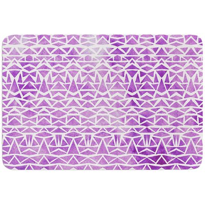 Tribal Mosaic by Pom Graphic Design Bath Mat