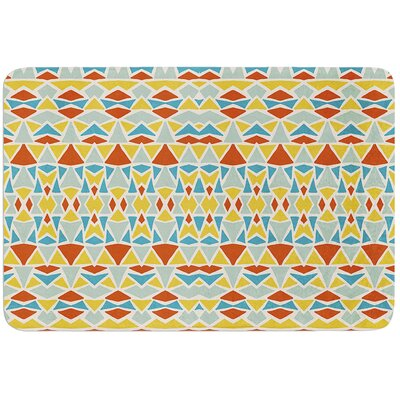 Tribal Imagination by Pom Graphic Design Bath Mat