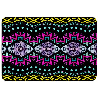Tribal Dominance by Pom Graphic Design Bath Mat