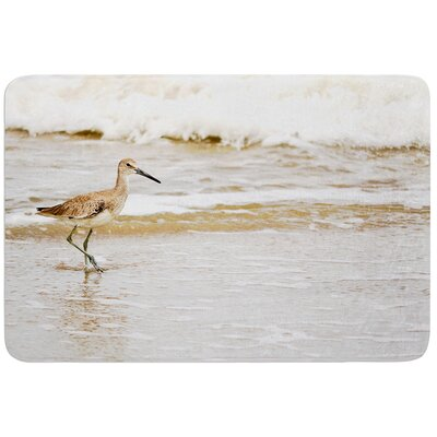 Counting the Waves by Robin Dickinson Bath Mat