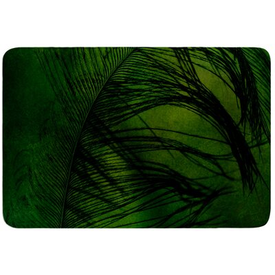 Feather by Robin Dickinson Bath Mat