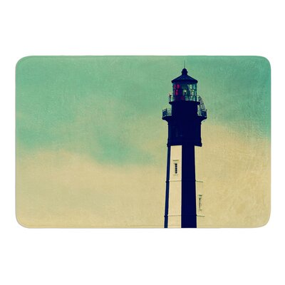 New Cape Henry by Robin Dickinson Bath Mat