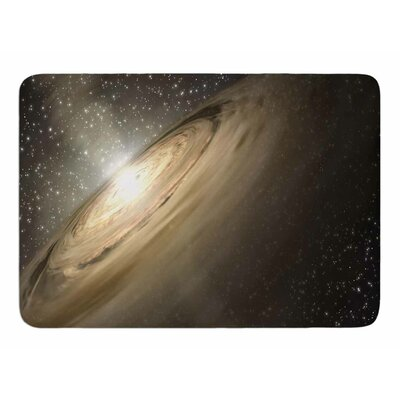 Galaxy by Suzanne Carter Bath Mat