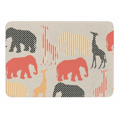 Zoo by Suzanne Carter Bath Mat