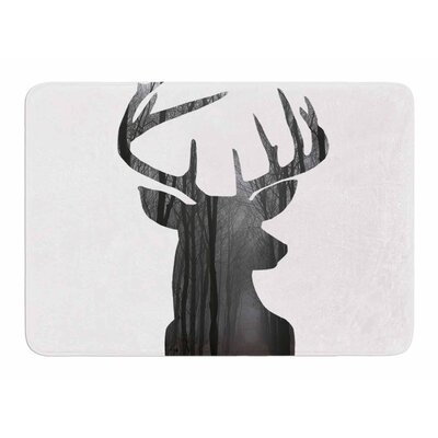 The Road2 by Suzanne Carter Bath Mat