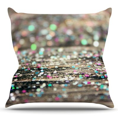 After Party by Beth Engel Outdoor Throw Pillow