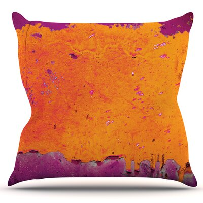 Iris Lehnhardt Outdoor Throw Pillow