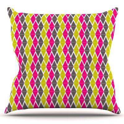Bohemian by Nandita Singh Outdoor Throw Pillow