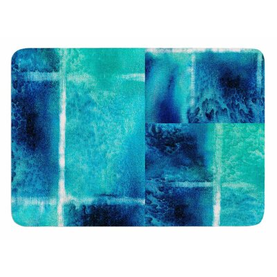 Saltwater Study by Nina May Bath Mat