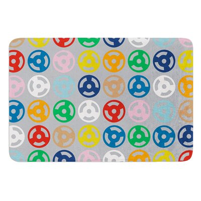 Roll with it by Project M Bath Mat