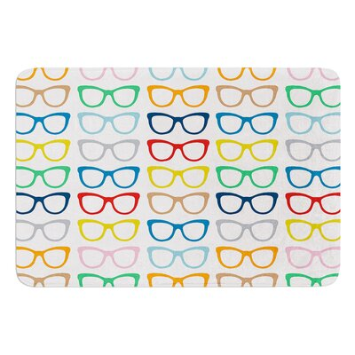 Rainbow Specs by Project M Bath Matt