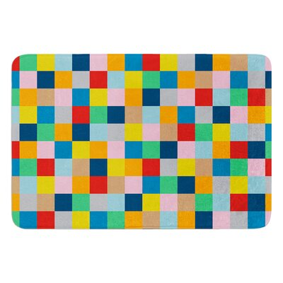 Colour Blocks Zoom by Project M Bath Mat