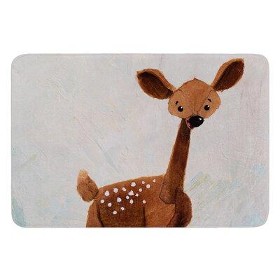 Oh Deer by Rachel Kokko Bath Mat