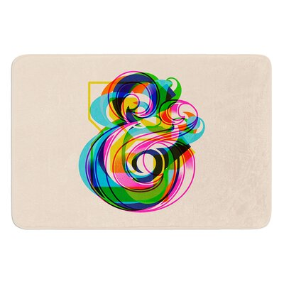 Champersands by Roberlan Bath Mat