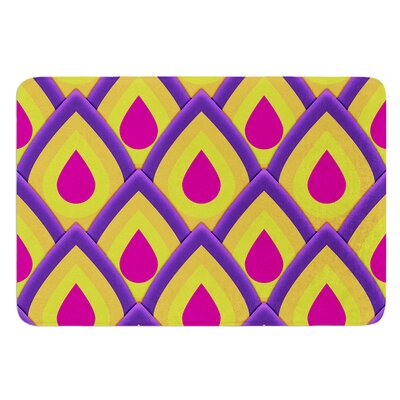 Pineapple by Roberlan Bath Mat