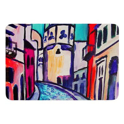 Procida by Theresa Giolzetti Bath Mat