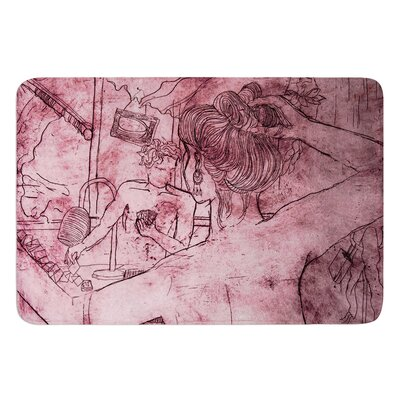 Magic Tricks by Theresa Giolzetti Bath Mat