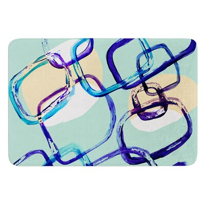 Sixties Exposure by Theresa Giolzetti Bath Mat
