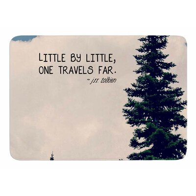 Little By Little by Robin Dickinson Bath Mat
