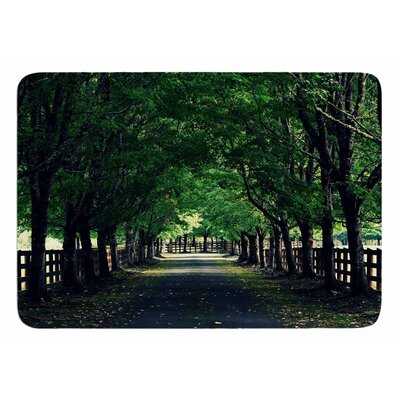 Welcome Home by Robin Dickinson Bath Mat