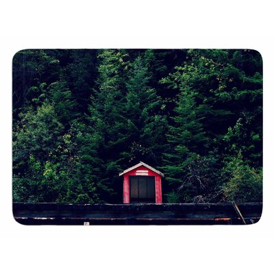 Woods by Robin Dickinson Bath Mat
