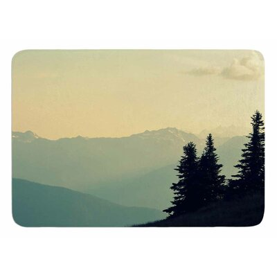 A Wonderful World by Robin Dickinson Bath Mat