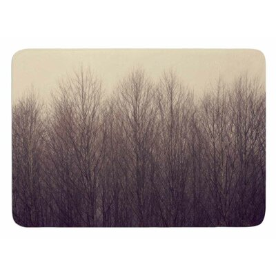 Forest by Robin Dickinson Bath Mat