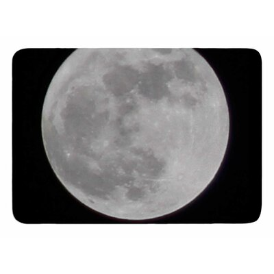 The Moon by Sylvia Coomes Bath Mat