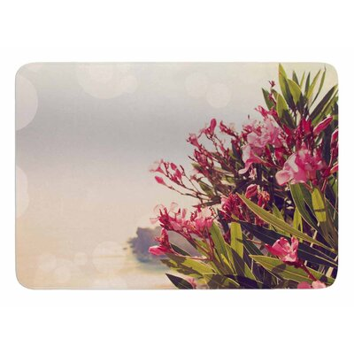 Flowers In Paradise by Sylvia Coomes Bath Mat