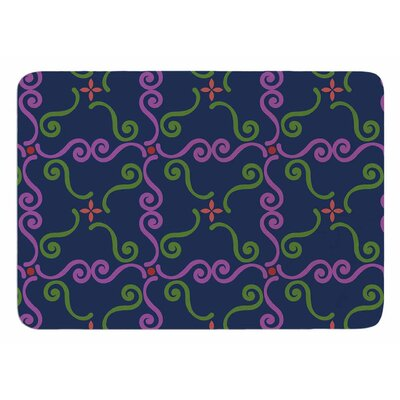 Bracken Square Bath Mat