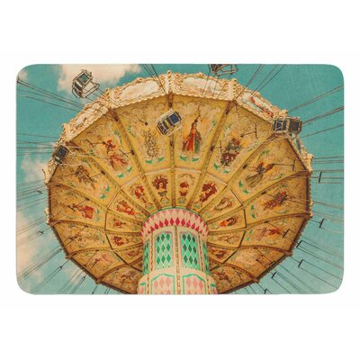 Jovial by Suzanne Harford Bath Mat