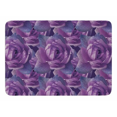 Roses by Shirlei Patricia Muniz Bath Mat