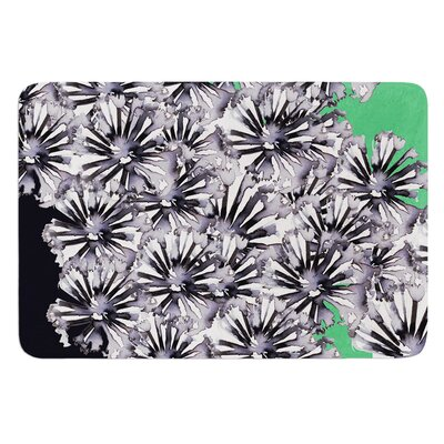 Flowers by Sonal Nathwani Bath Mat