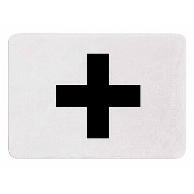 Plus V.2 by Trebam Bath Mat