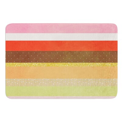 Mix by Strawberringo Bath Mat
