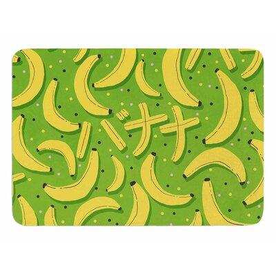 Banana by Strawberringo Bath Mat