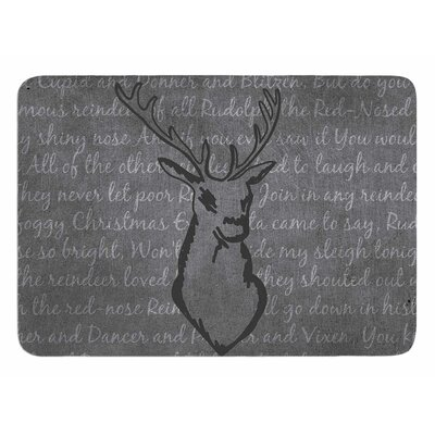 Reindeer by NL Designs Bath Mat