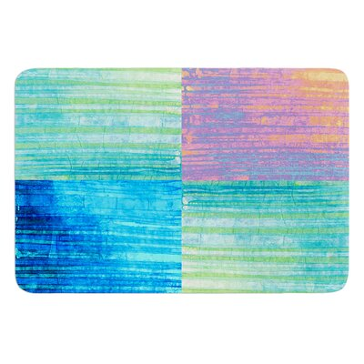 Crayon Batik by Nina May Bath Mat