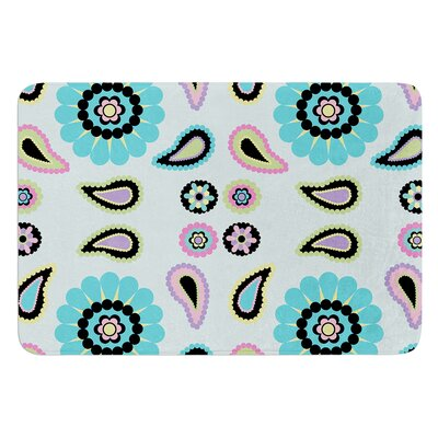 Paisley Candy by Nina May Bath Mat