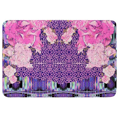 Lepparo by Nina May Bath Mat