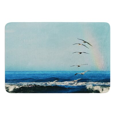 Ill Follow by Robin Dickinson Bath Mat