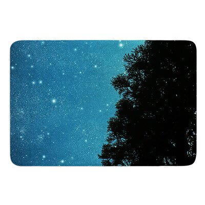Star Light by Robin Dickinson Bath Mat