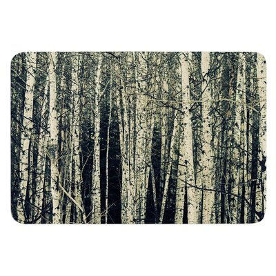 Birch by Robin Dickinson Bath Mat