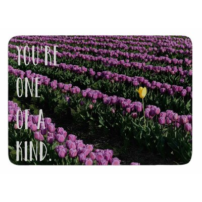 Youre One Of A Kind by Robin Dickinson Bath Mat